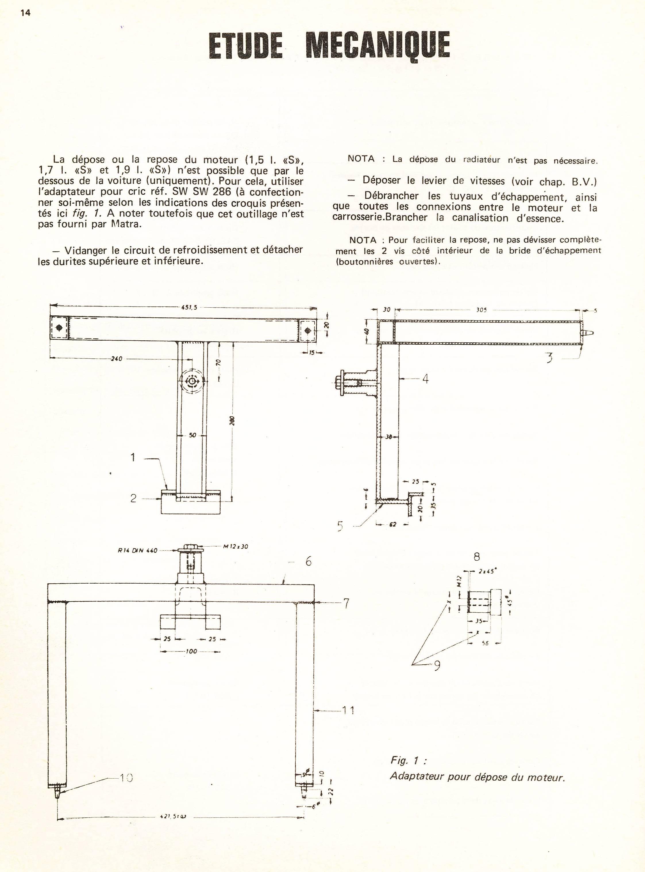 Moteur Cih 1900 1500 1700 Opel Kadett B Wiring Diagram